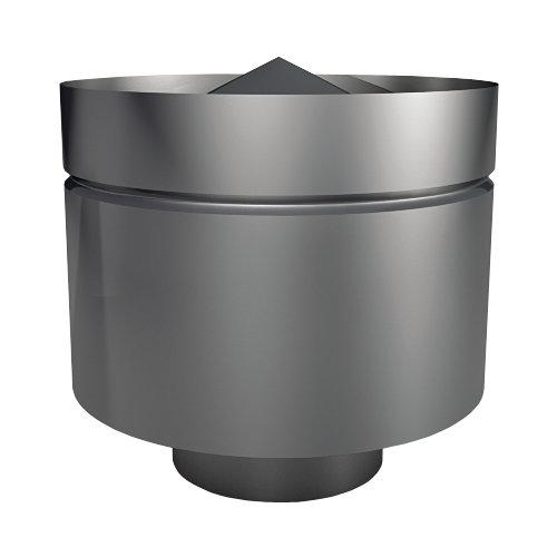Дефлектор ДМ Стандарт (Cталь AISI 304)