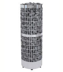 """Электрическая печь Harvia Cilindro PC165E/200E**+"""", *** (нерж) с переключением мощности"""