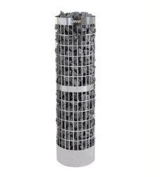 Электрическая печь Harvia Cilindro PC100E/135E*, ** (нерж) с переключением мощности