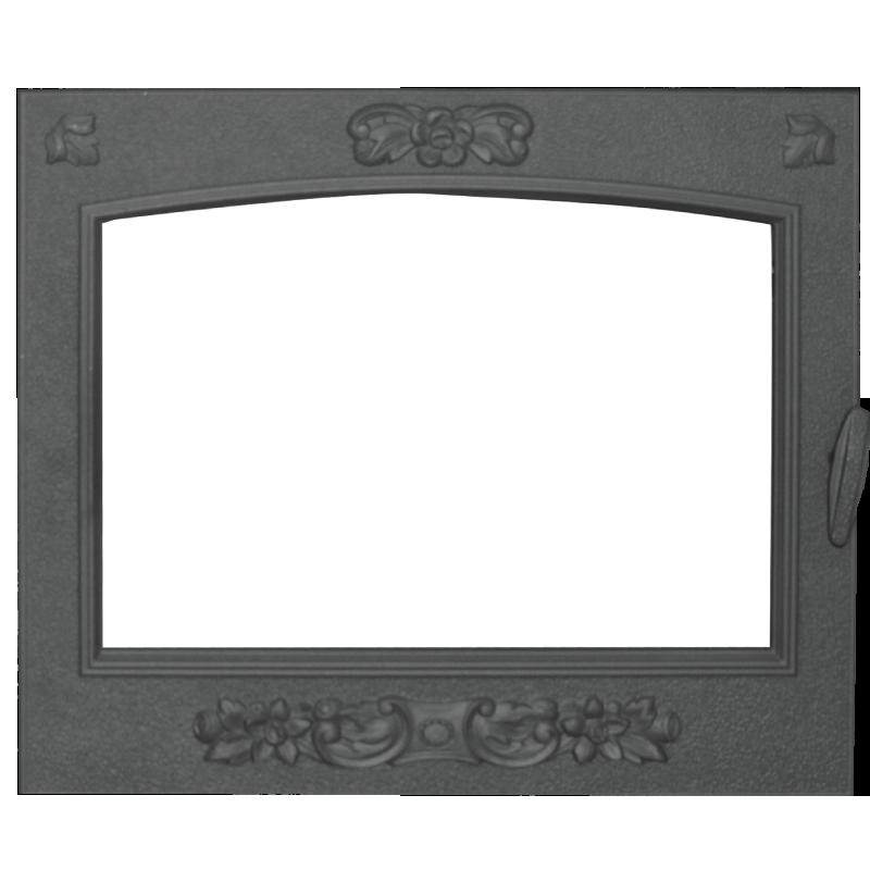 Чугунные двери Мета Нормандия классик