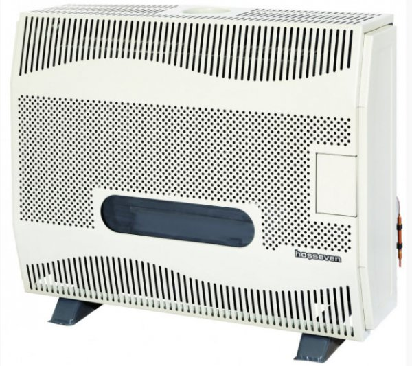 Газовый конвектор Hosseven HBS-12/1V Fan