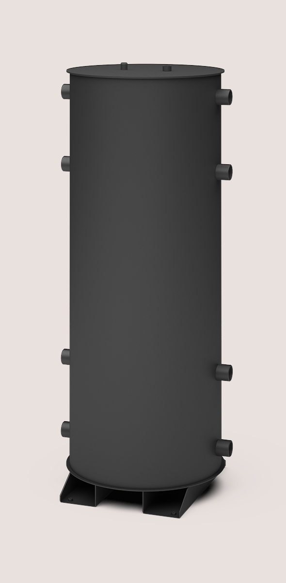 Гидравлический разделитель ЕГР-200 (2019)